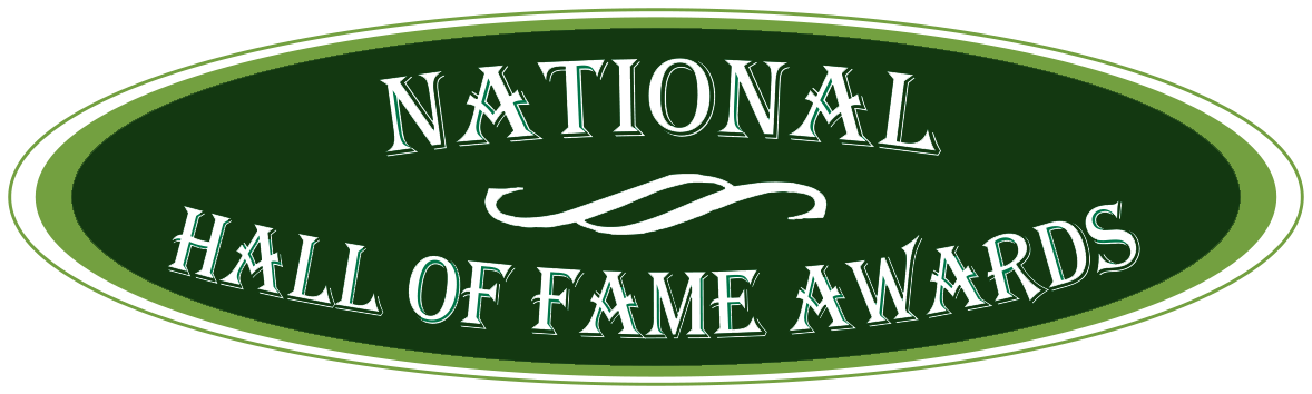 National Hall of Fame Awards